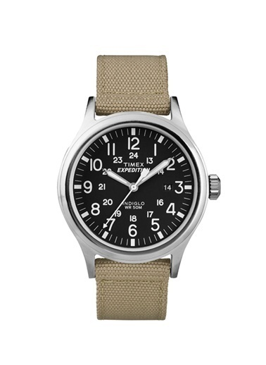 Timex Saat Siyah